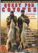 x-Predator Quest For Coyotes