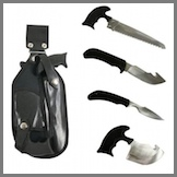 4pc Knife Set