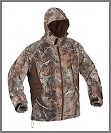 ArcticShield Performance Fit Camo Jacket