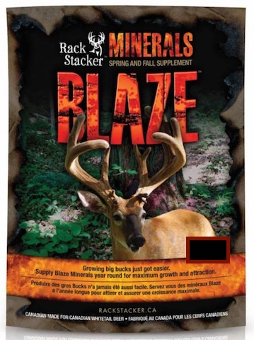 Rack Stacker Blaze Mineral 20lb