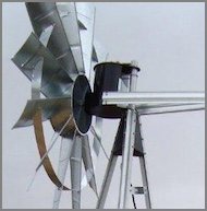 Windmill Double Diaphragm Head