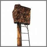 Tree Lodge plus 2-Person Stand