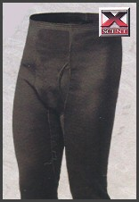 Polywool Hunting Underwear Pants