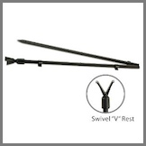 60'' Fixed Position Shooting Stick