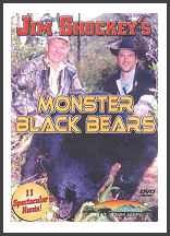 Jim Shockey - Monster Black Bears