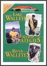 Bob Mehsikomer - Walleye Strategies / Lakes / Rivers